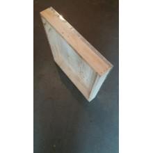 Capac stup invelit cu tabla 12 rame