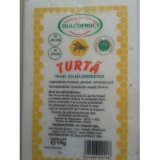Turta albine - Energetica Dulcofruct