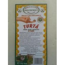 Turta  albine - cu plante Dulcofruct - 1kg