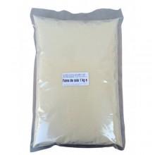 Faina de soia degresata