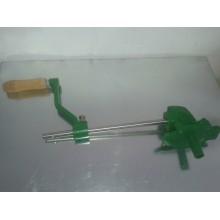Mecanism manual centrifuga