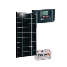 Pachet fotovoltaic 250W/ORA